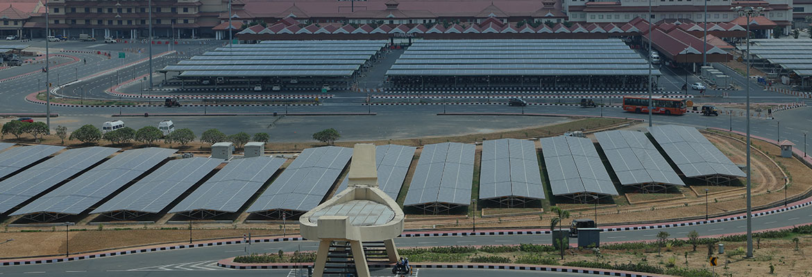 Solar Rooftop EPC Project - 7.5 MWp, Kerala, India