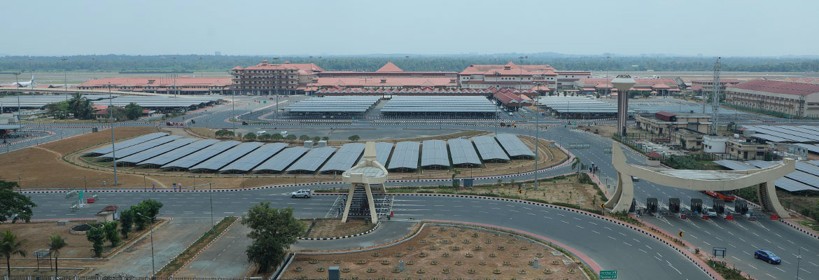 Solar Rooftop Turnkey Project - 7.5 MWp, Kerala, India