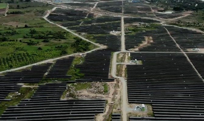 Utility Scale Solar EPC Project - 168 MWp, Vietnam